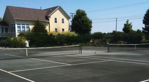 Vermont National Country Club - Tennis Courts